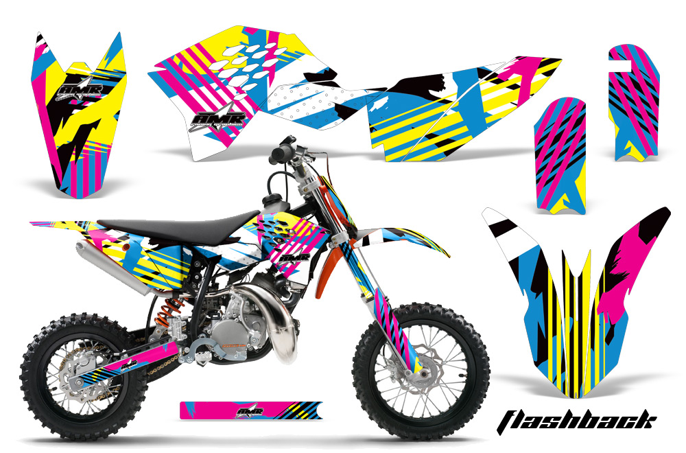 KTM SX Graphics Kit Over  Designs Available KTM - Decal graphics