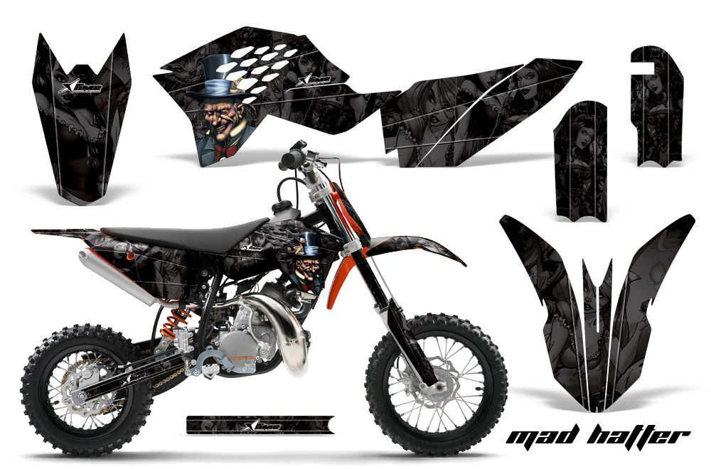 2009 2015 ktm sx50 graphics kit over 40 designs available ktm motocross graphic decal sticker kit ktm mx stickers for sx50 adventurerjrsr