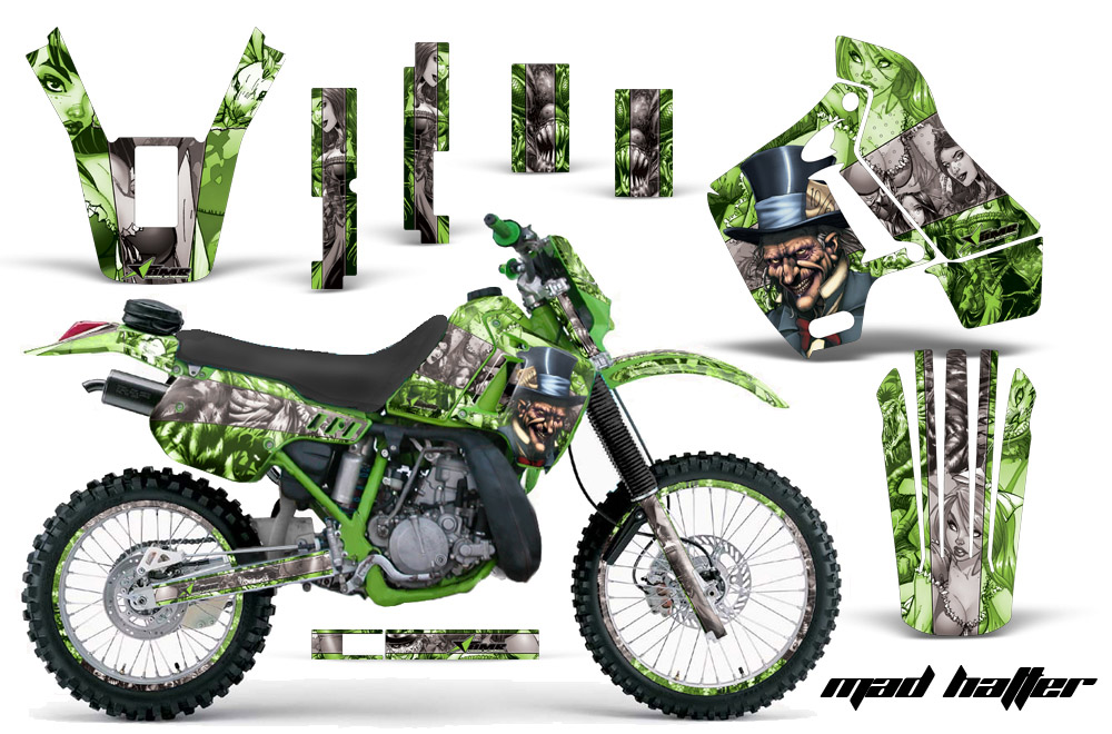 Kawasaki Dirt Bike Kdx