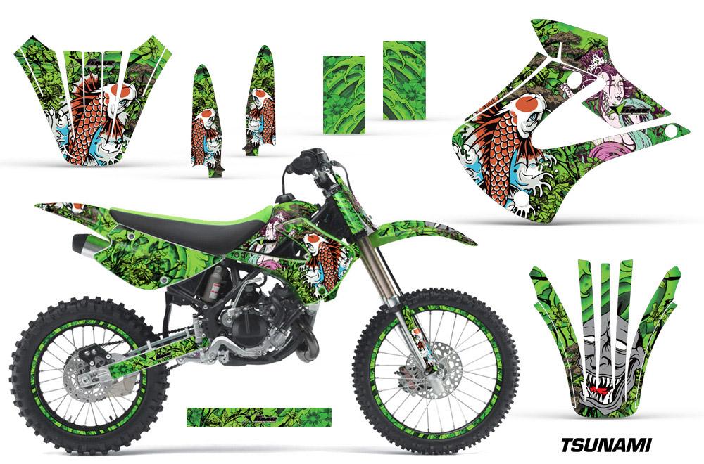 dirt racing bike