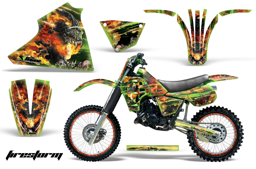 Apollo Dirt Bike Decals K Wallpapers - Decal graphics for dirt bikes