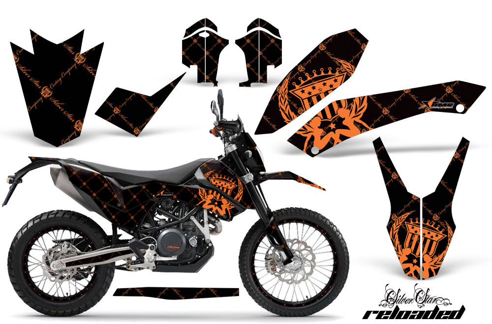 2008 2015 KTM 690 Graphic Kit Over 45 Designs To Choose From