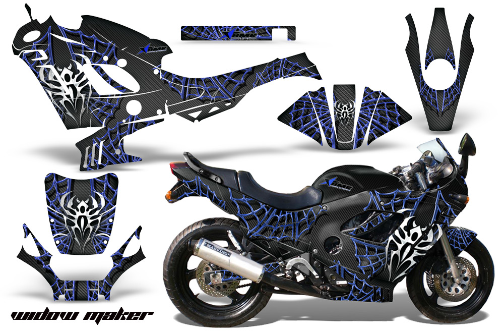 Suzuki GSX F Katana Street Bike Graphic Decal Sticker Kit - Suzuki motorcycles stickers