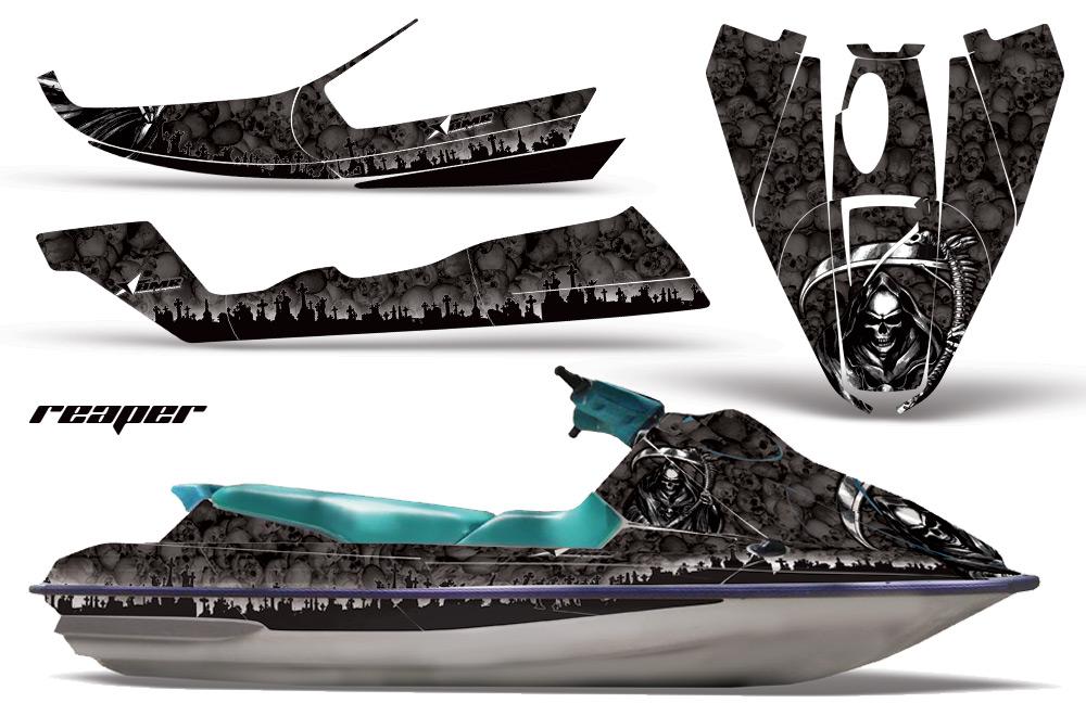 Sea Doo Bombardier Jet Ski Graphic Kit 1992 1997 Over 40 Designs To