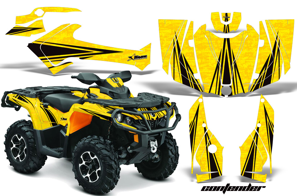 Can-Am Outlander 1000