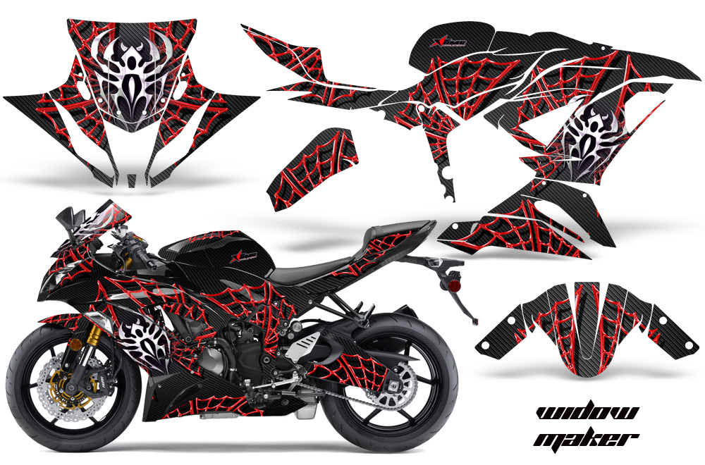 Ninja 636 Zx6 R Graphics Kawasaki Street Bike Graphic Decal