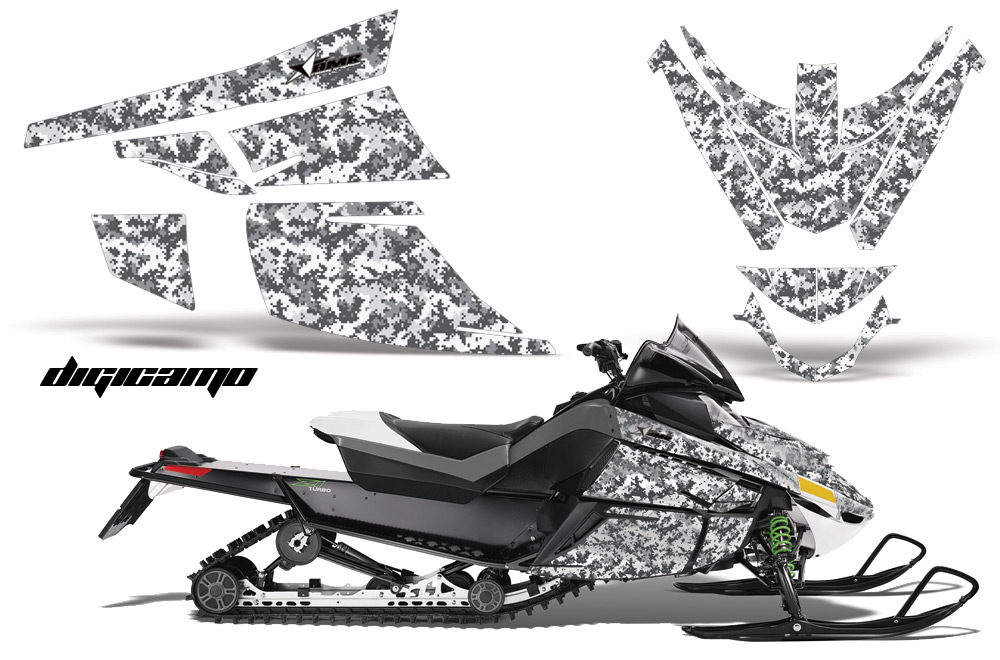 arctic kit z1 graphic kit  over 60 designs to choose from