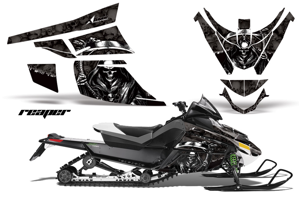 Arctic Cat Z1 Turbo Sled Snowmobile Wrap Graphic Kit 2006 2012 460 on camo car cover
