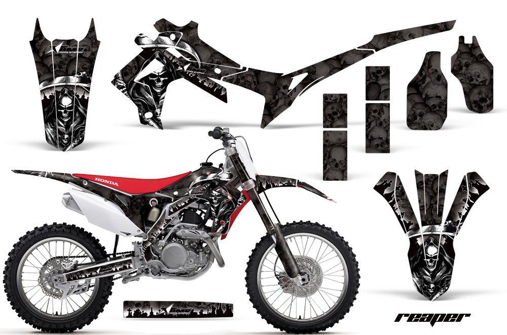 honda crf250r graphic