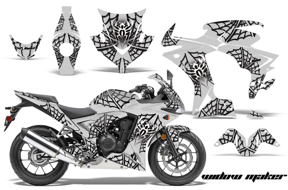 Honda Cbr 500r Sport Bike Graphic Kit 2013 2014