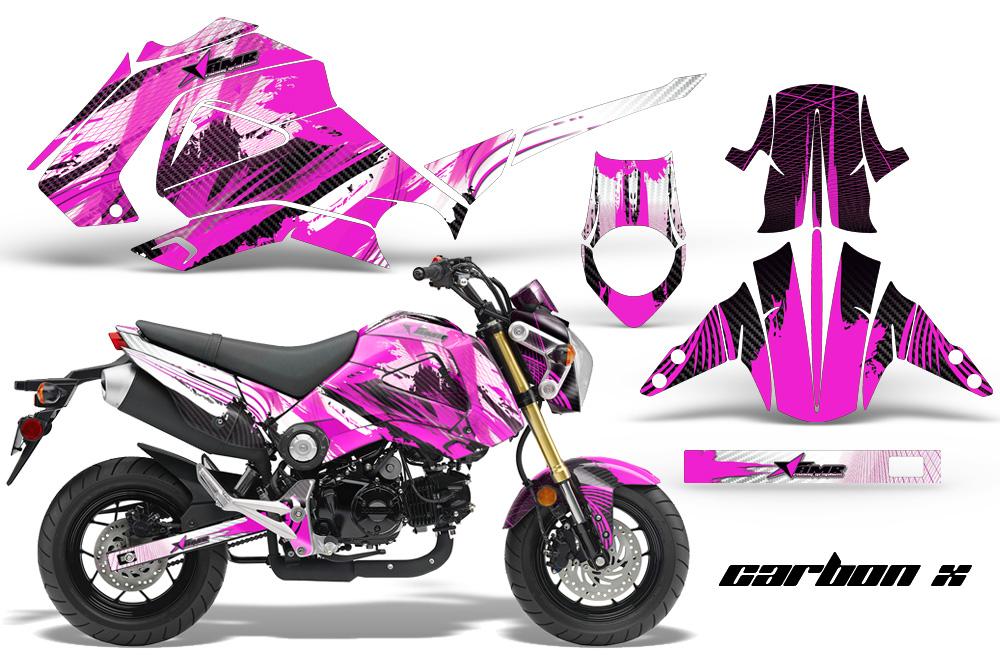 Honda Grom 125 Graphics Dirt Bike Decals Honda Grom