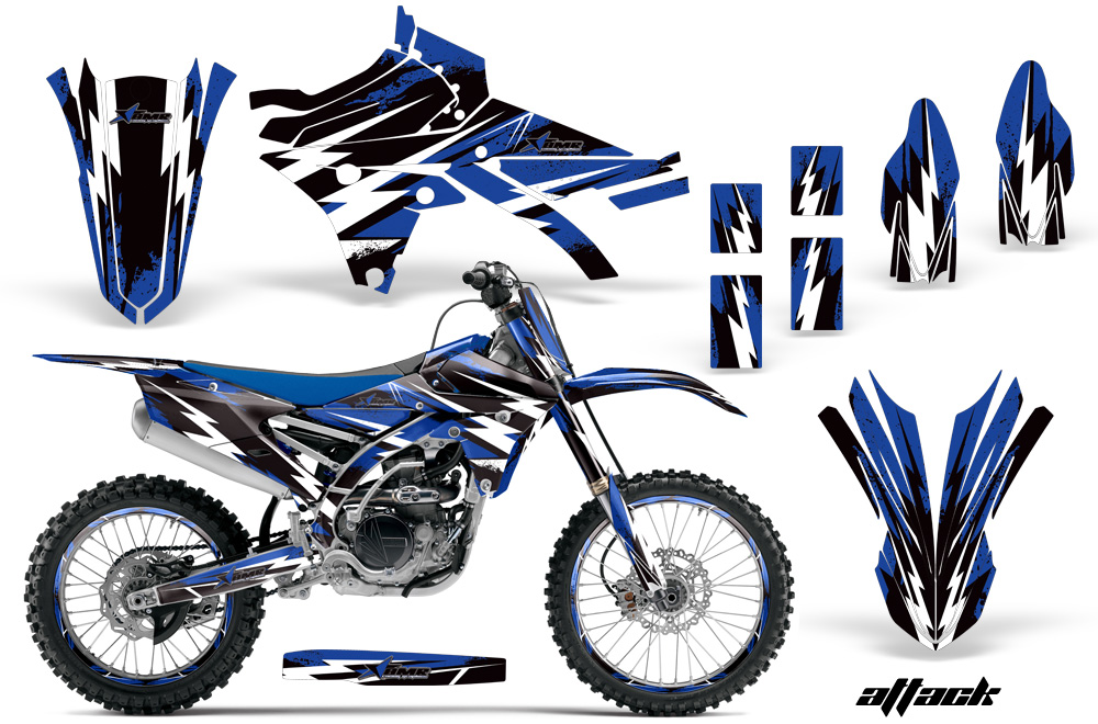 Yamaha Decal Kit