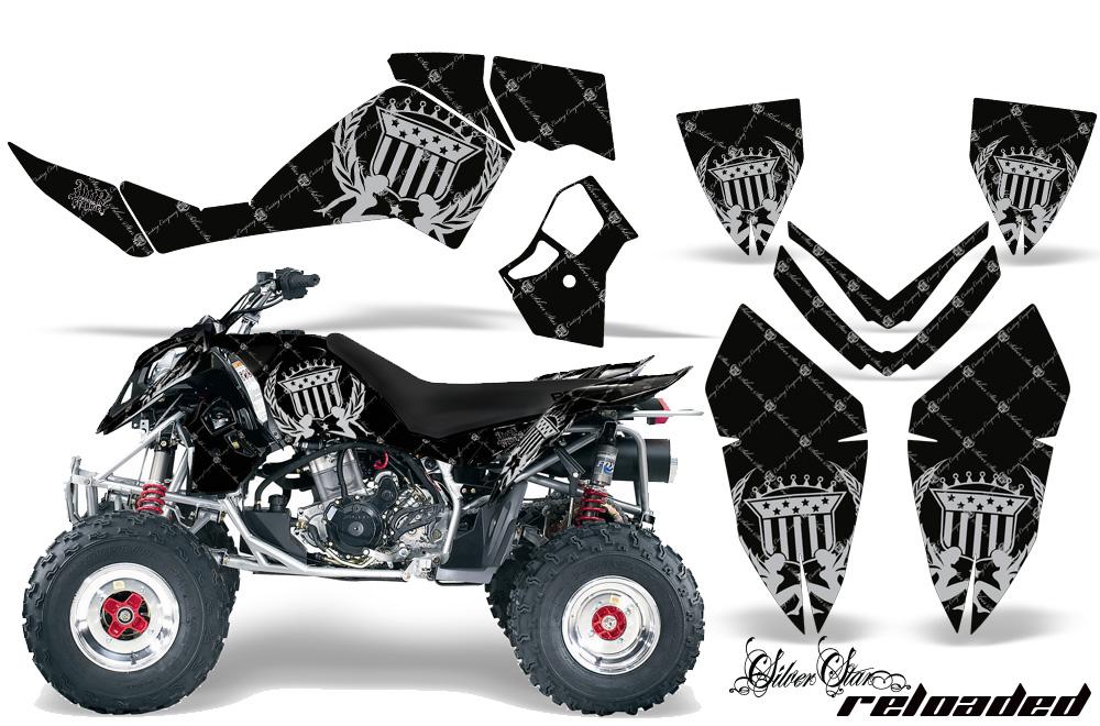 Polaris Outlaw 450 500 525 Quad Graphic Kit 2006 2008