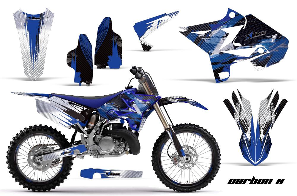 yamaha motocross graphic sticker kit   yamaha yz 125 250