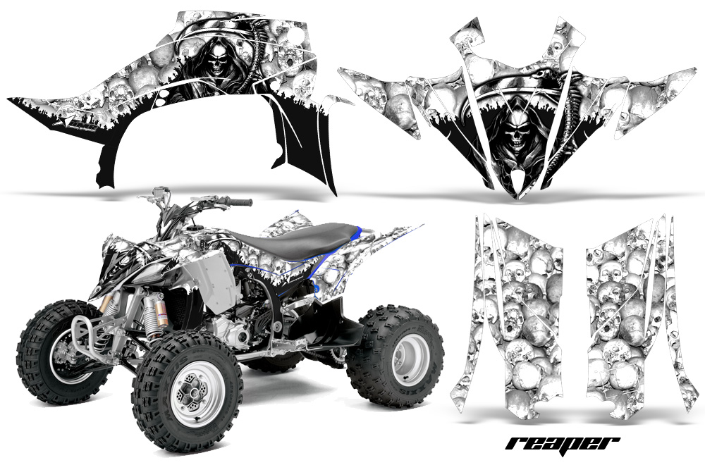 yamaha quad graphic sticker decal kit for 2014