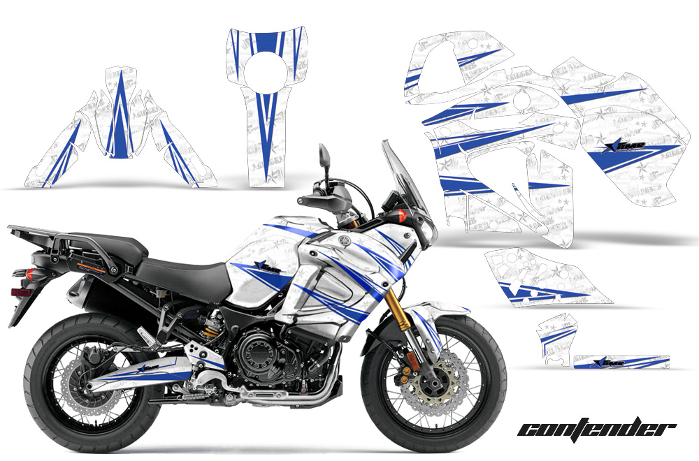 yamaha tenere 1200 street bike graphic decal sticker kit. Black Bedroom Furniture Sets. Home Design Ideas