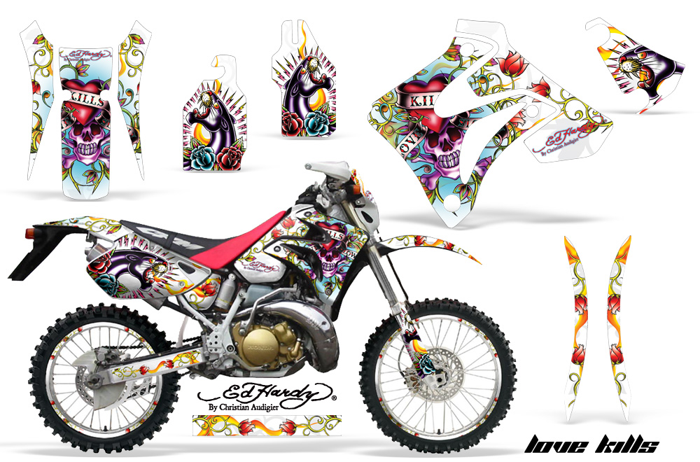 Dirt bike sticker kits dirt bike sticker kits xl250r pinterest dirt biking dirtbikes and motocross