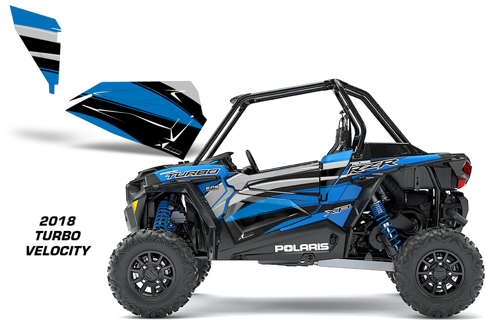 2017 Polaris Rzr 1000 Lower Door Inserts