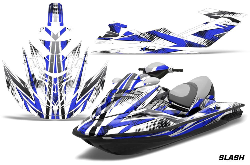 sea doo rxt jet ski graphic wrap decal kit 2005 2009 seadoo deal kits. Black Bedroom Furniture Sets. Home Design Ideas