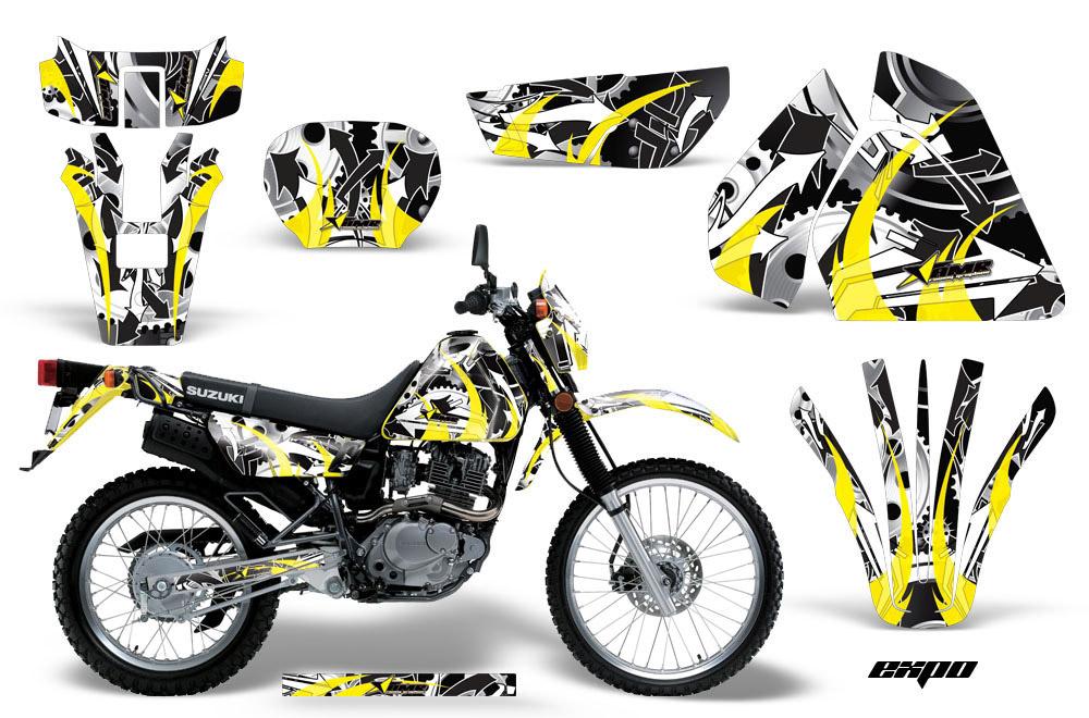 Suzuki Samurai Bike Stickers