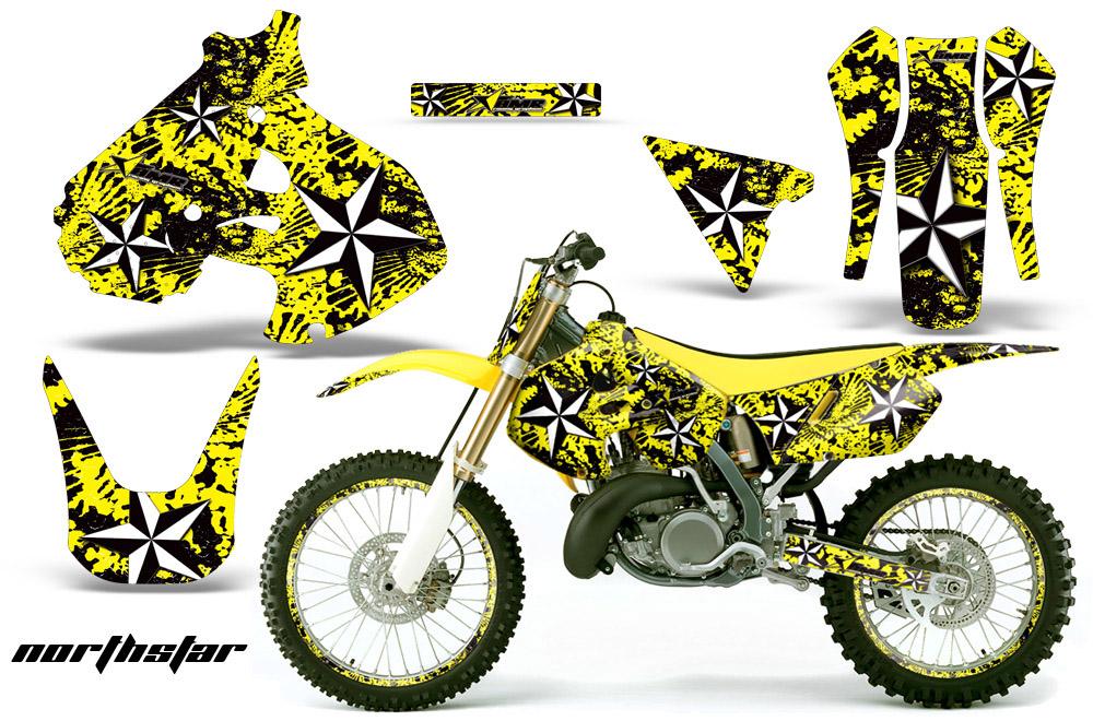 Suzuki Rm  Graphic Kit