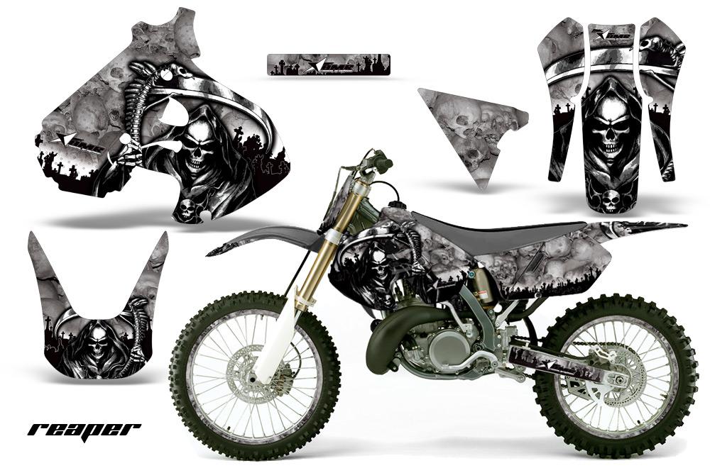 Suzuki Rm  Graphics Kit