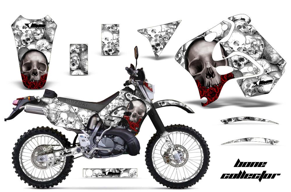 suzuki motocross graphics kit