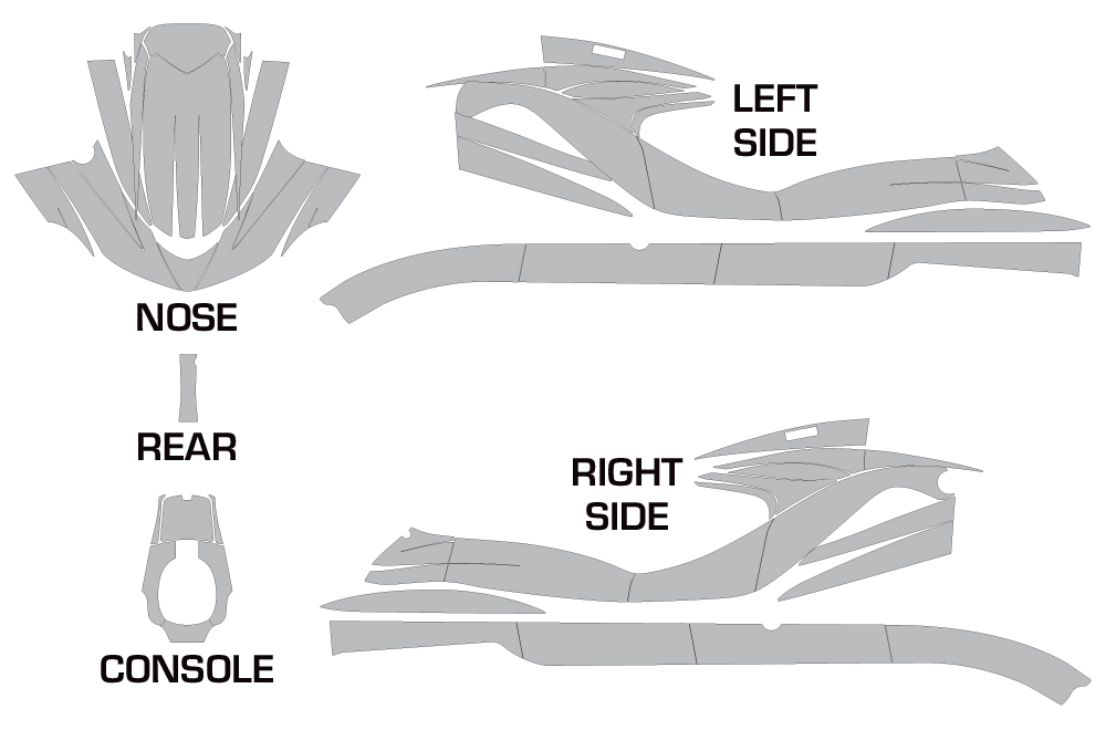 Jet Sled Runner Kits – Billy Knight