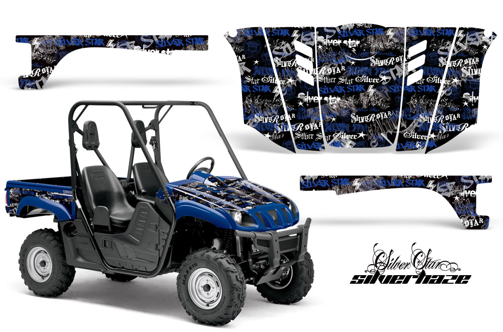 Decal graphic sticker kit for yamaha rhino 660 450 700 utv for 2007 yamaha rhino 660 blue book value