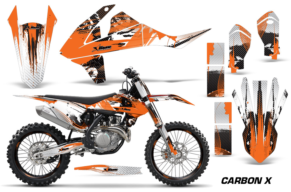 2016 sx f xc f 250 350 450 ktm motocross graphic decal sticker kit