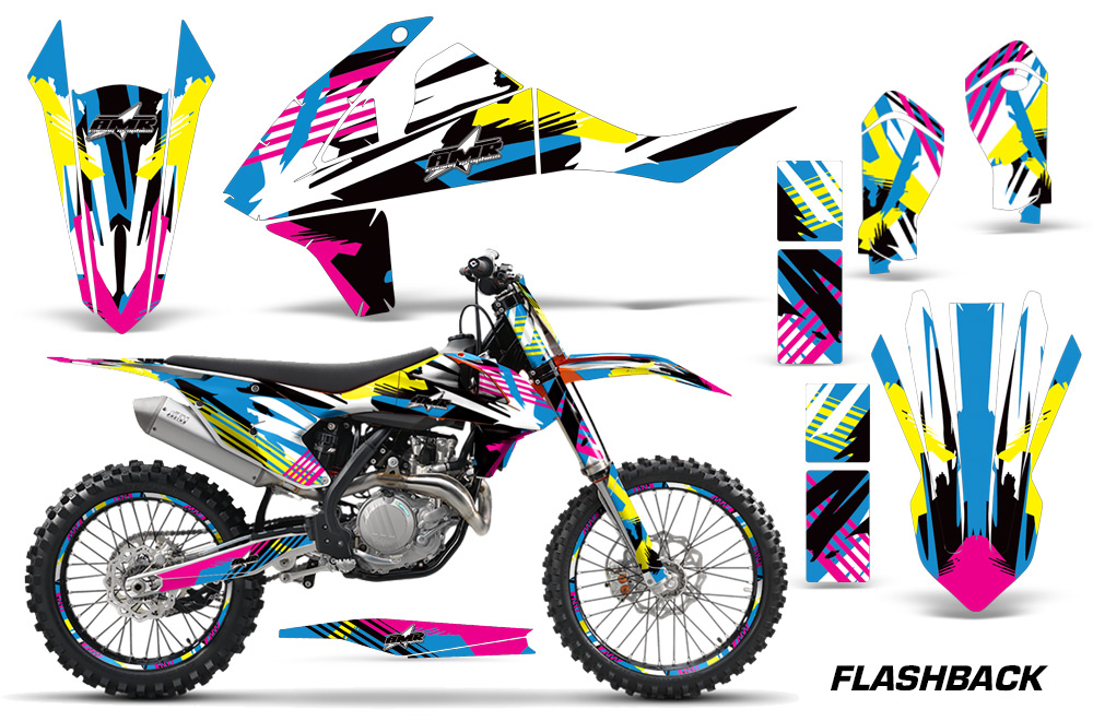 2016 Sx F Xc F 250 350 450 Ktm Motocross Graphic Decal