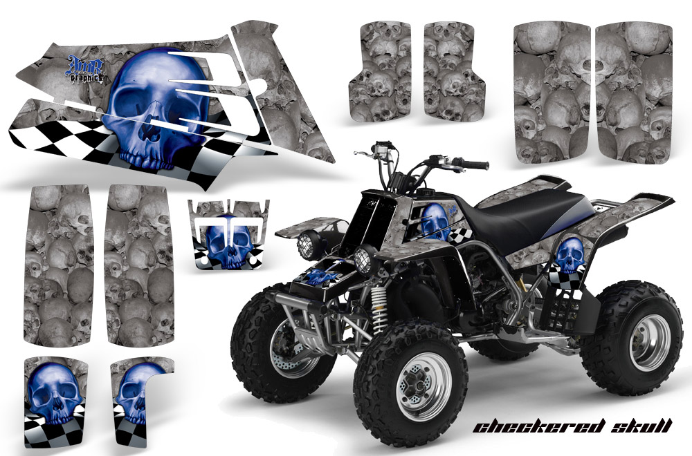 amr racing graphics manufactures premium decals for the yamaha banshee 350 atv quad choose from. Black Bedroom Furniture Sets. Home Design Ideas