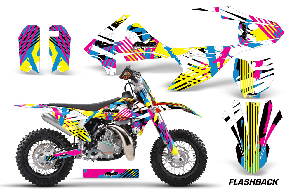2016 ktm sx50 graphics kit over 40 designs available ktm motocross graphic decal sticker kit
