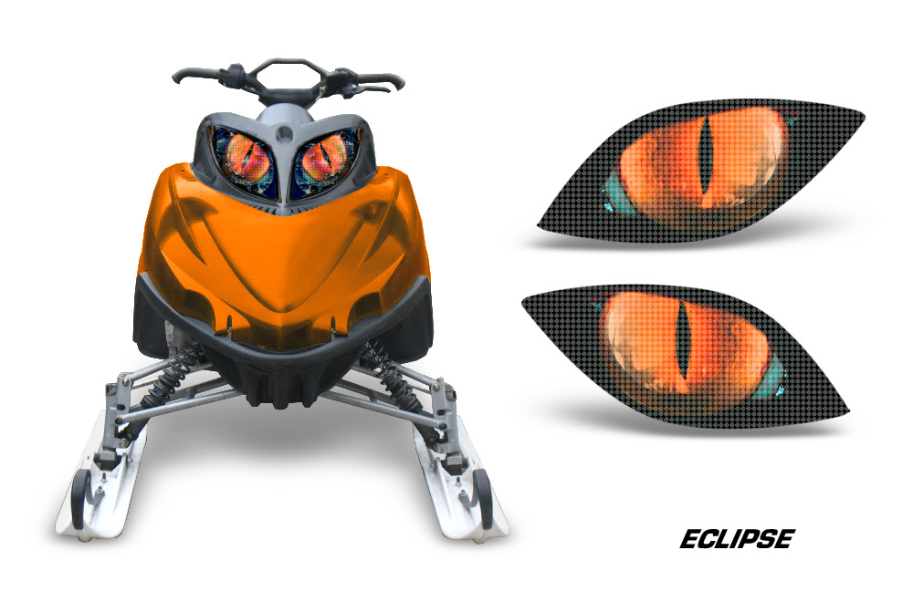 Arctic Cat Headlight Covers Snowmobile