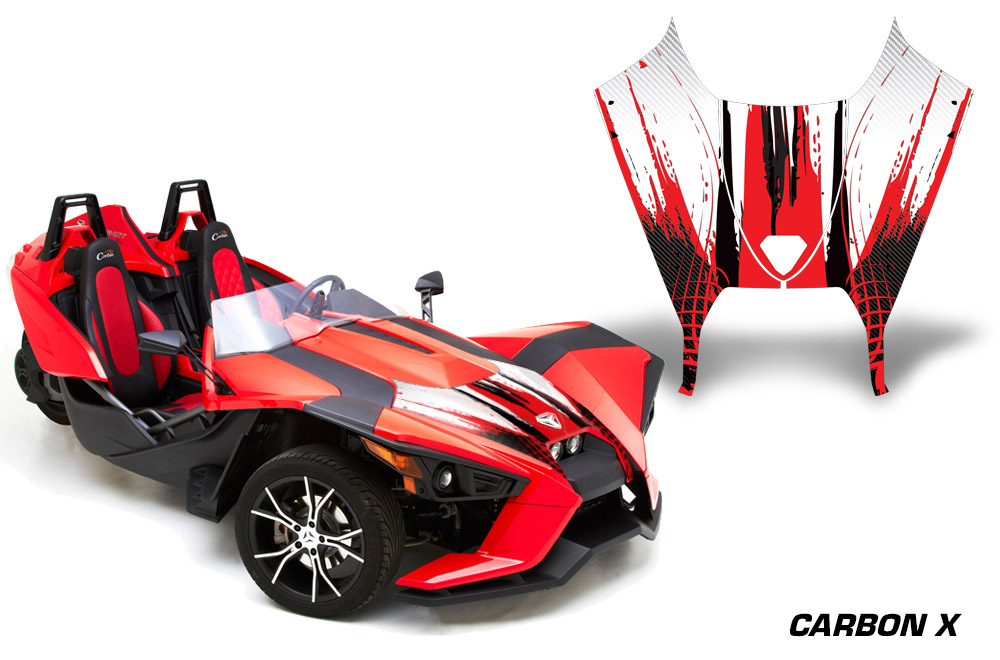 Polaris Slingshot Sl 2015 2016 Hood Graphic Kit