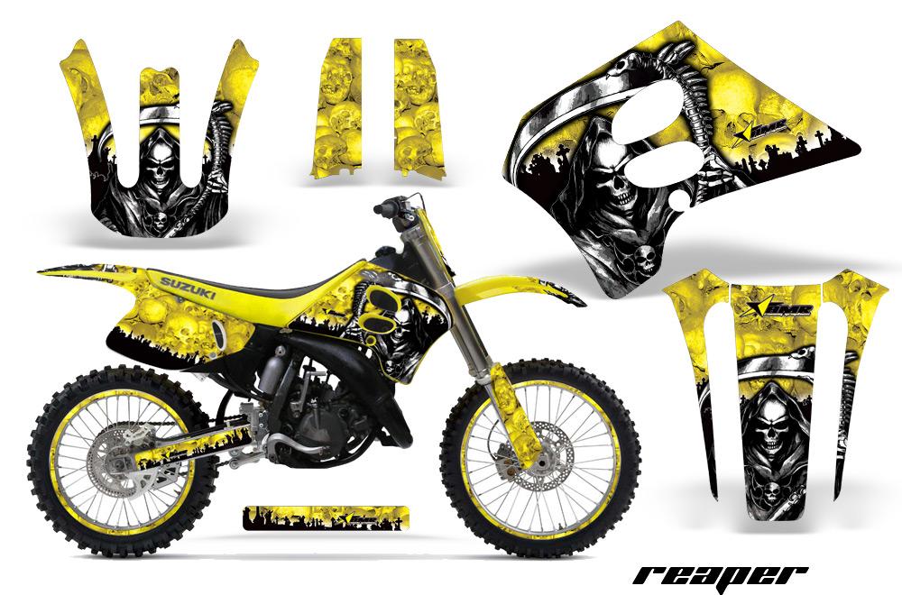 Sticker Kits For Dirt Bikes Suzuki