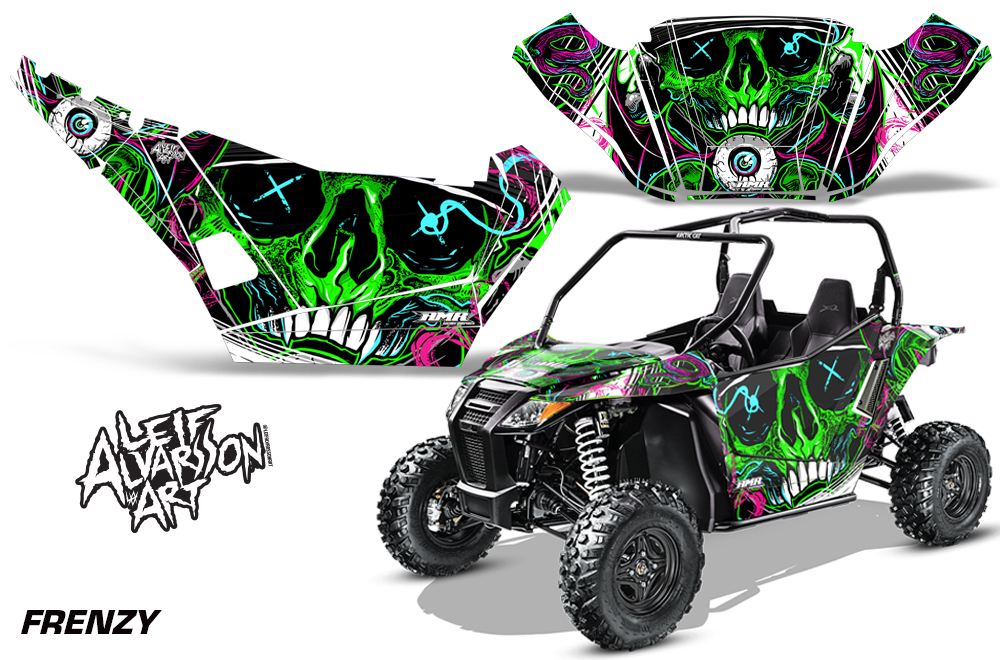 Arctic Cat Wildcat  Limited For Sale