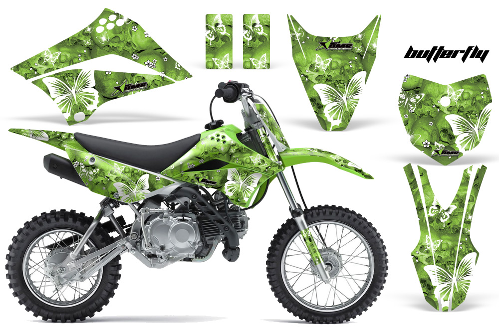 Kawasaki Klx Dirt Bike