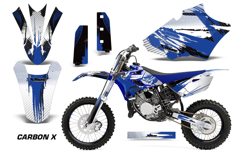yamaha yz 85 motocross graphic kit 2015 2018. Black Bedroom Furniture Sets. Home Design Ideas