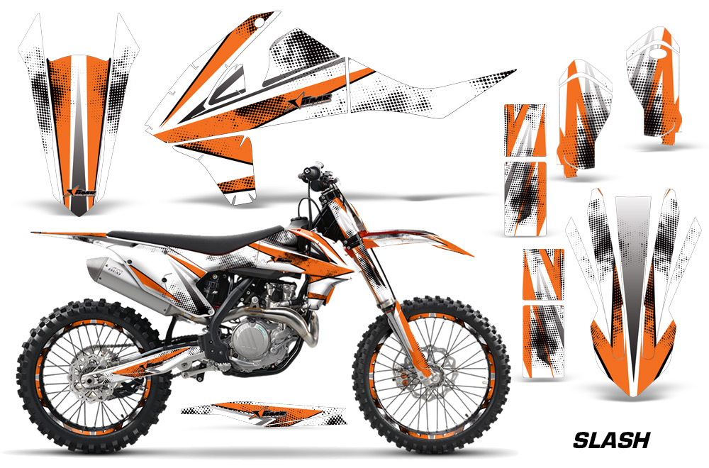 Ktm Motocross Graphic Kits