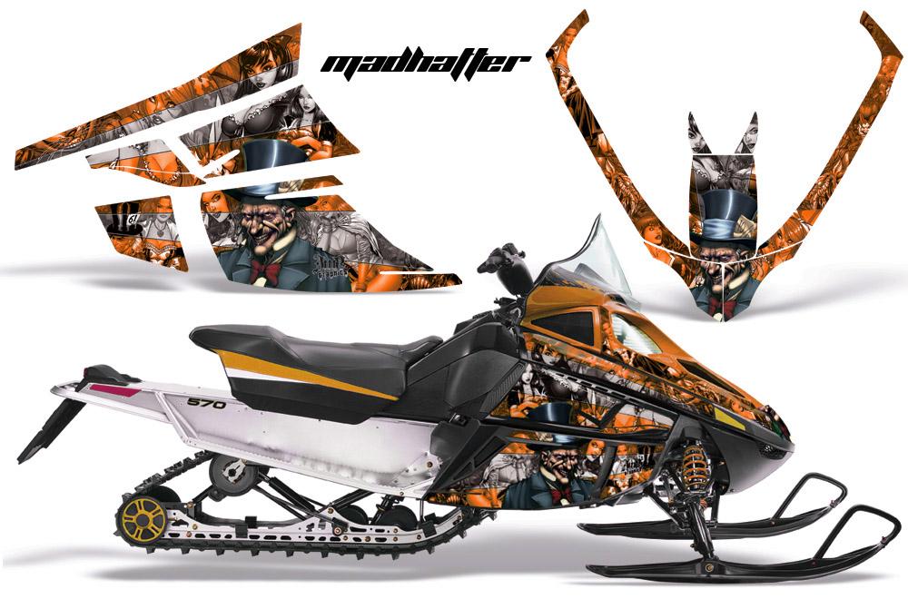 Arctic Cat F Snowmobile