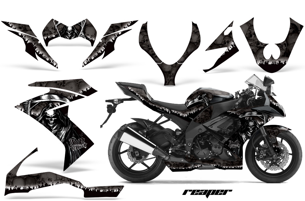 Kawasaki Ninja Graphic Kit