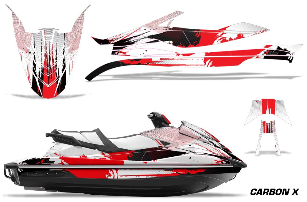 Yamaha wave runner gp 1800 graphic kit for 2017 models for Jet ski prices yamaha