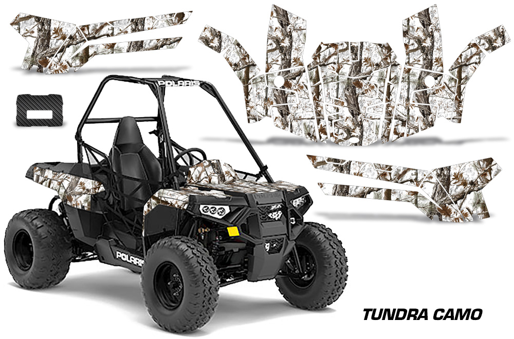 Polaris Sportsman 2018 >> Polaris Sportsman ACE 150 ATV Quad Graphic Kit - 2016-2018