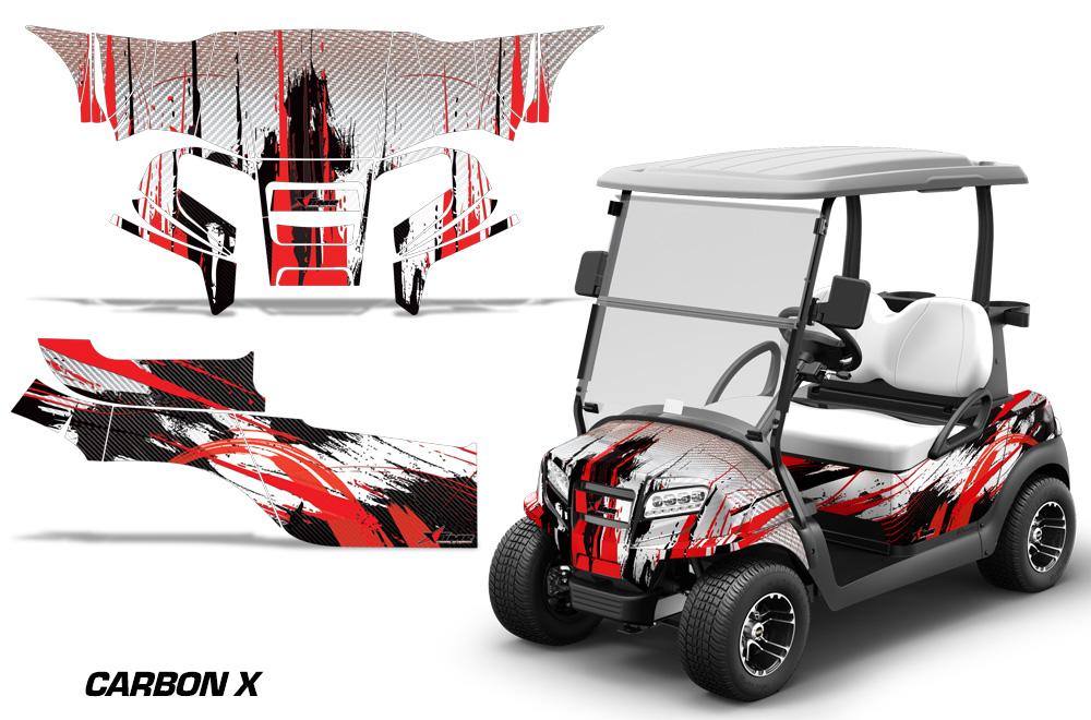 custom club car onward 2 passenger golf cart graphics wrap kits in over 40 designs available. Black Bedroom Furniture Sets. Home Design Ideas