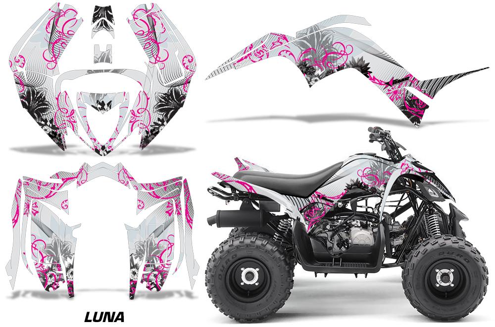 Yamaha Raptor  Graphics Kit
