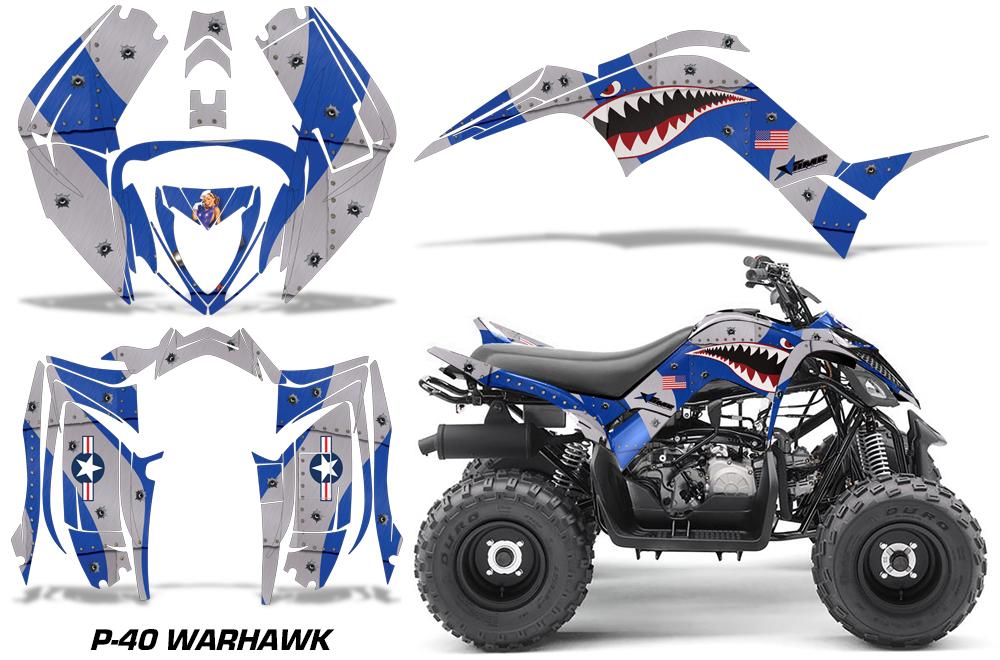 Quad Yamaha Raptor