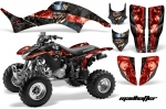 Honda TRX 400EX ATV Quad Graphic Kit 1999-2007