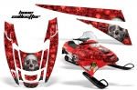 Polaris Edge Sled Snowmobile Graphics Decal Kit