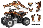 Honda TRX 250EX/250X 250 ATV Graphic Kit - 2006-2017